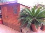 casetta legno esterna