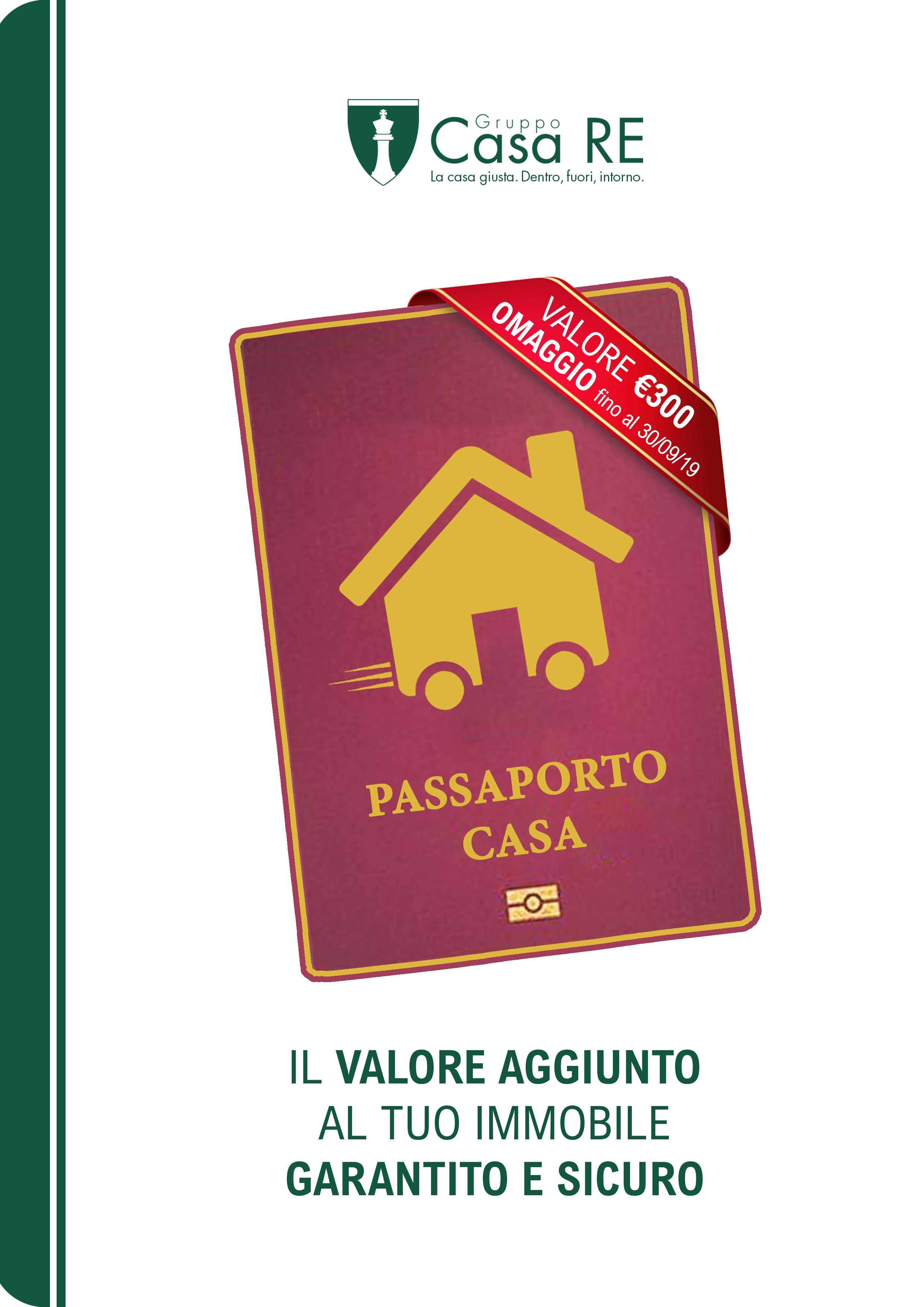 Passaporto Casa