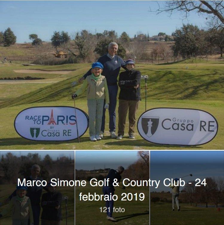Marco Simone Golf & Country Club 24 febbraio